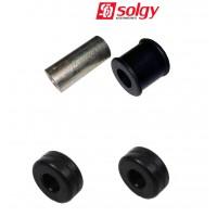 Т4 комплект сайлентблоков для ЗАДНЕГО амортизатора (SOLGY - Испания)