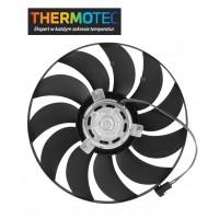 Т4 вентилятор радиатора 345mm (THERMOTEC - Польша)