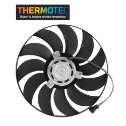 Вентилятор охлаждения радиатора VW Transporter 4. Диаметр 345мм. (THERMOTEC)