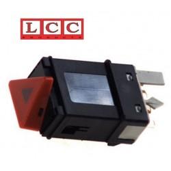 """Кнопка включения сигнала """"аварийки"""" со встроенным реле для VW Transporter 4  (LCC)"""