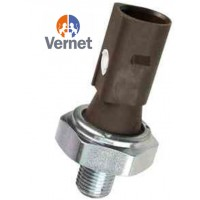 Т4 датчик давления масла 0.7 bar закрытый контакт (коричневый) (VERNET)