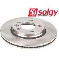 Т5 Тормозные диски задние 294мм (SOLGY - Испания)