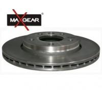 Т5 Тормозные диски передние  (MAXGEAR - Польша)