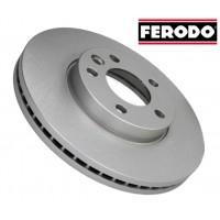 Т5 Тормозные диски передние (FERODO - Англия)