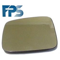 Левый вкладыш зеркала с основой без подогрева для VW Transporter 4 (FPS)