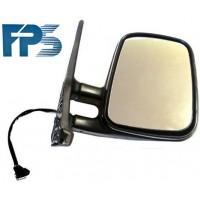 Т4 зеркало ПРАВОЕ с подогревом и электроприводом ВЫПУКЛОЕ (FPS)