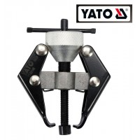 Съемник на 2 лапы с фиксатором-ограничителем  для демонтажа стеклоочистителей (5-30 мм). (YATO)