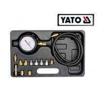Тестер давления масла с адаптерами (YATO)