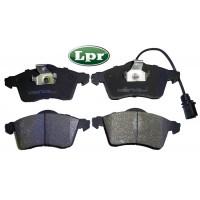 Т4 передние колодки 2.4D, 2.5TDI с датчиком (LPR)