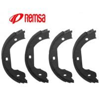 Т5 колодки ручника (REMSA)