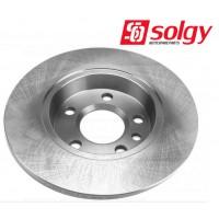 Т4 Тормозные диски задние (SOLGY - Испания)