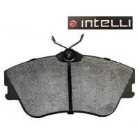 Т4 передние колодки 1.9D; 1.9TD, 2.4D (INTELLI)
