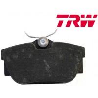 Т4 задние колодки с датчиком (TRW - Германия)