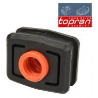 Т4 резиновая подушка кулисы с втулкой (TOPRAN - Германия)
