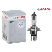 Т4, Т5 лампа в фару H4 12V 60/55W ECO (BOSCH)