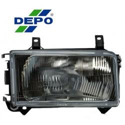 Правая фара для VW Transporter 4 (DEPO)