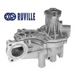 Помпа (водяной насос) с корпусом для VW Transporter 4 с моторами 1.9D, 1.9TD и 2.0B (RUVILLE)