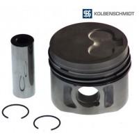 Т4 поршень с кольцами 79.51 стандартный 1.9D, 2.4D (KOLBENSCHMIDT - Германия)