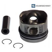 Т4 поршень с кольцами 80.01 ремонтный 1.9D, 2.4D (KOLBENSCHMIDT - Германия)