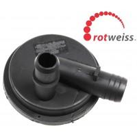 Т5 клапан вентиляции картера (сапун) 2.5TDI (ROTWEISS - Турция)