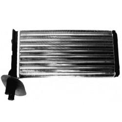 Радиатор печки (отопителя салона) для VW Transporter 4 без кондиционера (TEMPEST)