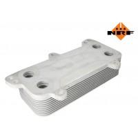 Т5 масляный радиатор (теплообменник) 2.5TDI (NRF - Нидерланды)