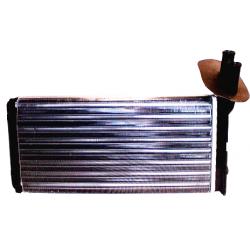 Радиатор отопителя салона VW Transporter 4 без кондиционера (NISSENS)