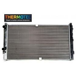 """Радиатор охлаждения для VW Transporter 4 с """"косыми"""" фарами"""