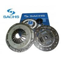 Т4 комплект сцепления 2.4D, 2.5B (SACHS - Германия)