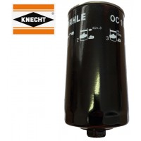Т4 Фильтр масляный 2.4D; 2.5TDI, 2.5B (KNECHT - Германия)