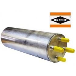 Фильтр топливный для VW Transporter 5 с моторами 1.9TDI и 2.5TDI  (KNECHT)
