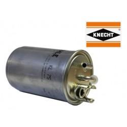 Фильтр топливный для VW Transporter 4 с моторами 1.9D, TD; 2.4D; 2.5TDI (KNECHT)