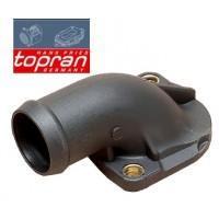 Т4 крышка термостата 2.0B, 1.9D, 1.9TD (TOPRAN - Германия)