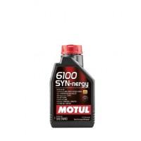 Масло моторное  5W-40 6100 SYN-NERGY 1 л (MOTUL)